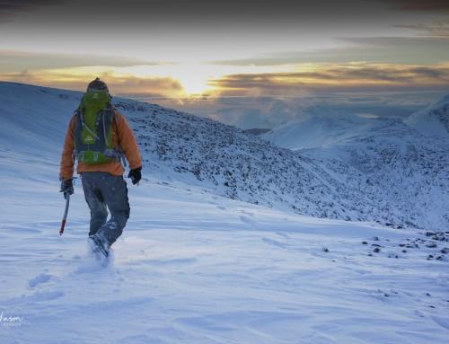 Scottish Winter Skills Week
