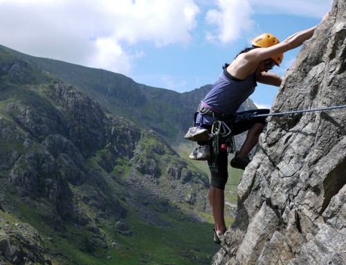 Five Day Learn to Lead Climbing
