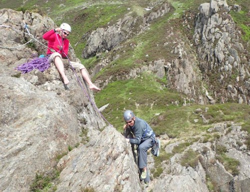 Fun on Flying Buttress