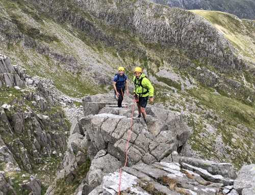 Advanced Scrambling Course – Dolmen Ridge