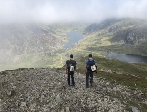 Mountain Skills – Y Garn