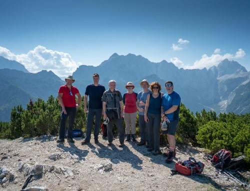 Trekking in Slovenia – Julian Alps