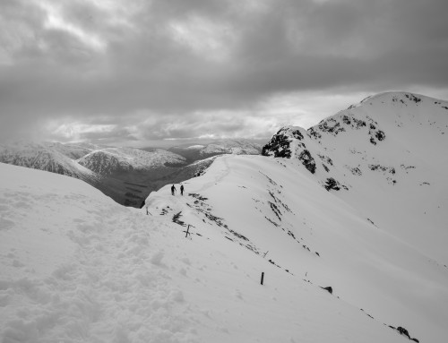 New Winter Dates Added – Climbing & Mountaineering