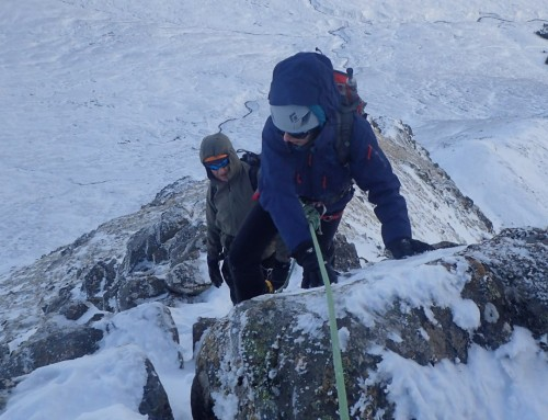 Another Fine Day for Mountaineering