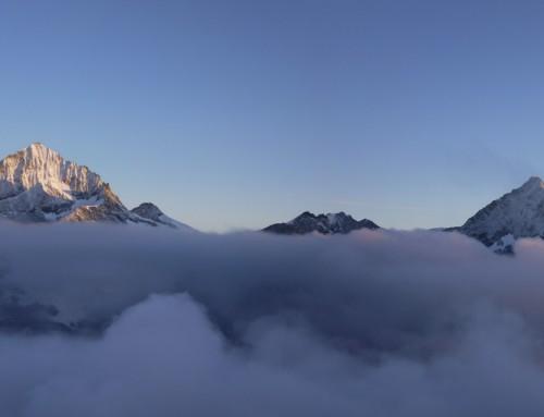 Swiss 3000 Summits Week Trek