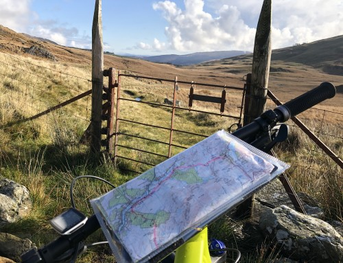 Navigation skills for Mountain Bikers