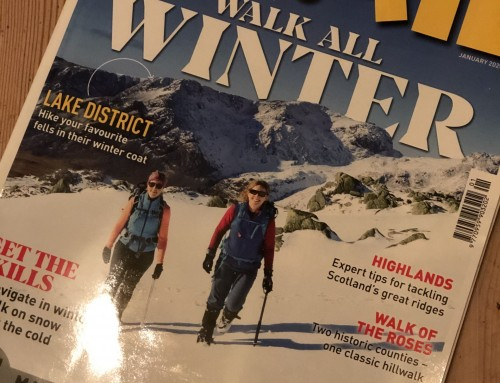 Trail Magazine join us for winter skills
